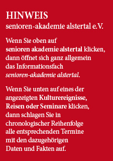 Senioren Akademie Alstertal